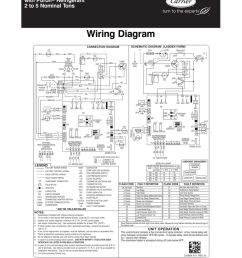 24anb7 infinityt 17 2 stage air conditioner with puronr refrigerant 2 to 5 nominal tons wiring diagram schematic diagram ladder form connection diagram  [ 791 x 1024 Pixel ]