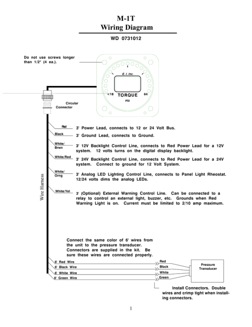 small resolution of wiring diagram for pressure transducer