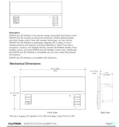 lutron grafik eye wiring diagram [ 770 x 1024 Pixel ]