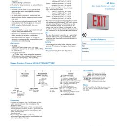 philip chloride exit sign wiring diagram [ 791 x 1024 Pixel ]