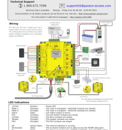 alarmed exit wire diagram [ 791 x 1024 Pixel ]