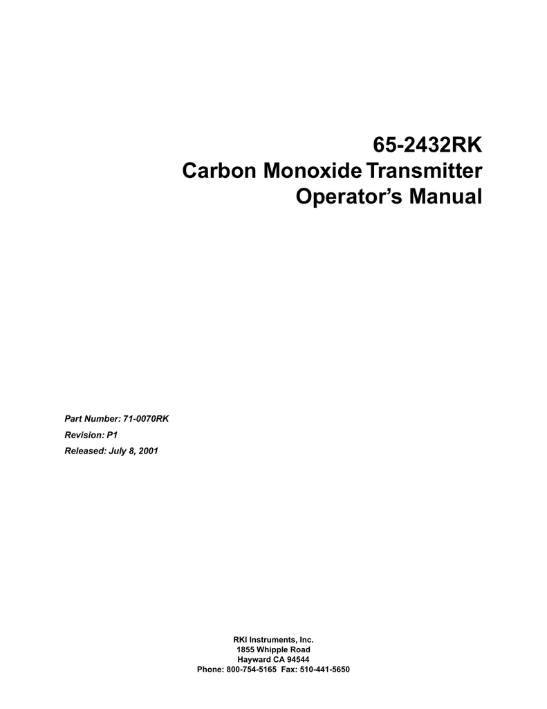 hight resolution of 65 2432rk rki instruments pmi wiring diagram rki wiring diagram