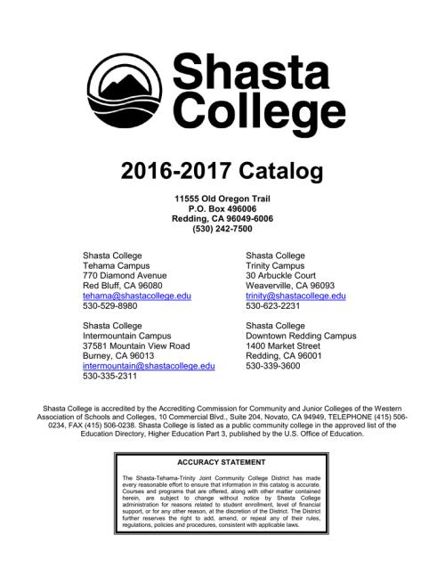 small resolution of 2016-2017 Catalog
