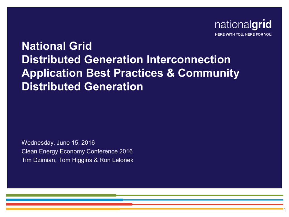 medium resolution of distributed generation interconnection application best practices and diagram source national grid wwwnationalgriduscom niagaramohawk