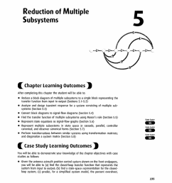 reduction of multiple subsystems 5 chapter learning outcomes after completing this chapter the student will be able to reduce a block diagram of  [ 793 x 1024 Pixel ]