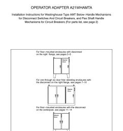 westinghouse circuit breaker wiring diagram [ 791 x 1024 Pixel ]
