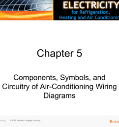chapter 5 components symbols and circuitry of air conditioning wiring diagrams objectives upon completion of this course you will be able to explain  [ 1024 x 768 Pixel ]