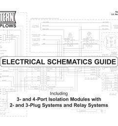 western plow controller wiring diagram 1998 [ 1024 x 791 Pixel ]