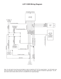 Tusk Enduro Lighting Kit Instructions
