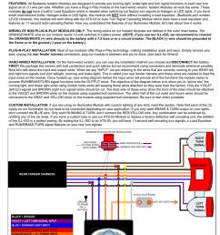 badlands isolator run brake rear turn signal wiring diagram [ 791 x 1024 Pixel ]