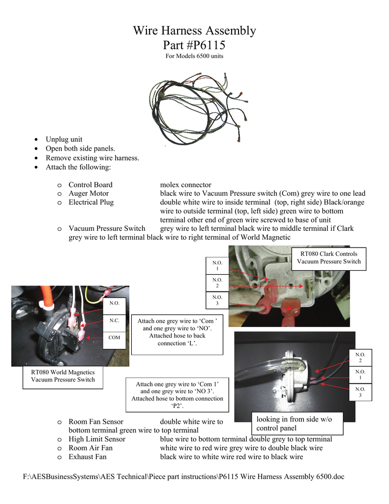 hight resolution of  shop vac wiring schematic clark on floorcrafter parts ussander com on p6115 wire harness embly on