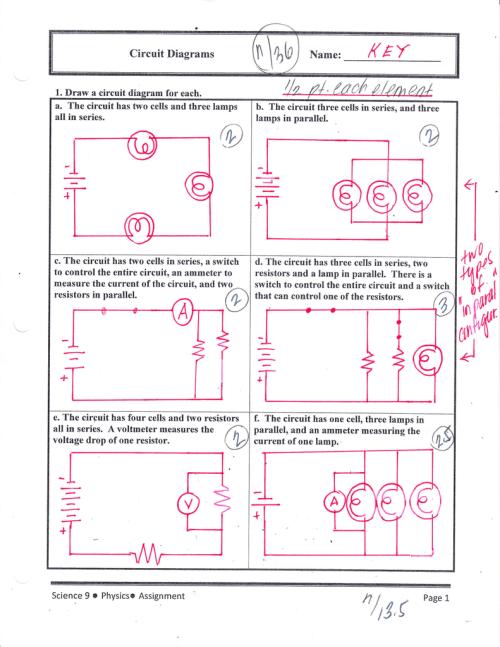 small resolution of circuit diagrams key science 9 circuit diagrams