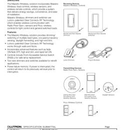 lutron ceiling occupancy sensor wiring diagram [ 770 x 1024 Pixel ]