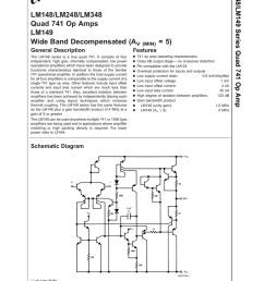 741 pin diagram [ 791 x 1024 Pixel ]