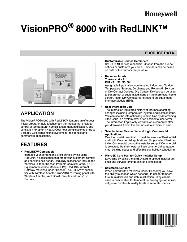 hight resolution of wiring diagram for honeywell vision pro 8000