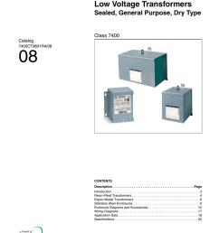 dry type transformer wiring diagram [ 791 x 1024 Pixel ]