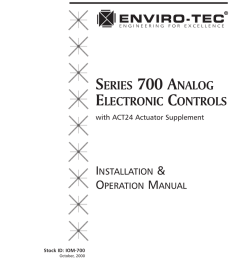 series 700 analog electronic controls enviro tecenviro tech fan coil unit wiring diagram 14 [ 791 x 1024 Pixel ]