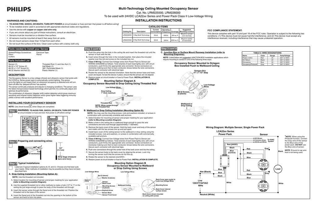 lutron occupancy sensor wiring diagram   38 wiring diagram