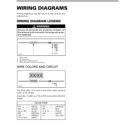 section 11 wiring diagrams subsection 01 wiring diagrams wiring diagrams 0 wiring diagrams can be found at the end of this subsection  [ 791 x 1024 Pixel ]