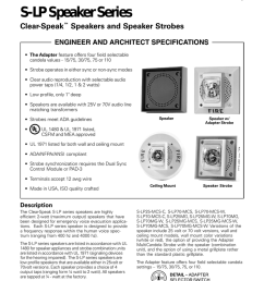 fire alarm initiation strobe speaker wiring [ 791 x 1024 Pixel ]