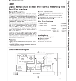 digital temperature sensor wiring diagram [ 791 x 1024 Pixel ]