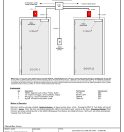 riser diagram security door controls rh studylib net fire system riser fire alarm system wiring diagram [ 791 x 1024 Pixel ]