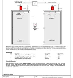 riser diagram security door controls rh studylib net fire system riser fire alarm system wiring diagram [ 791 x 1024 Pixel ]