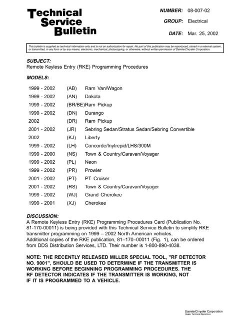 small resolution of remote diagram entry wiring keyles 2001 xj
