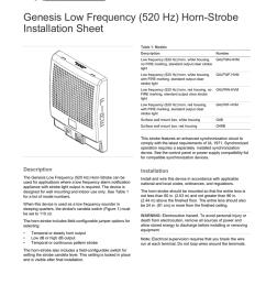 fire alarm horn strobe wiring diagram [ 791 x 1024 Pixel ]