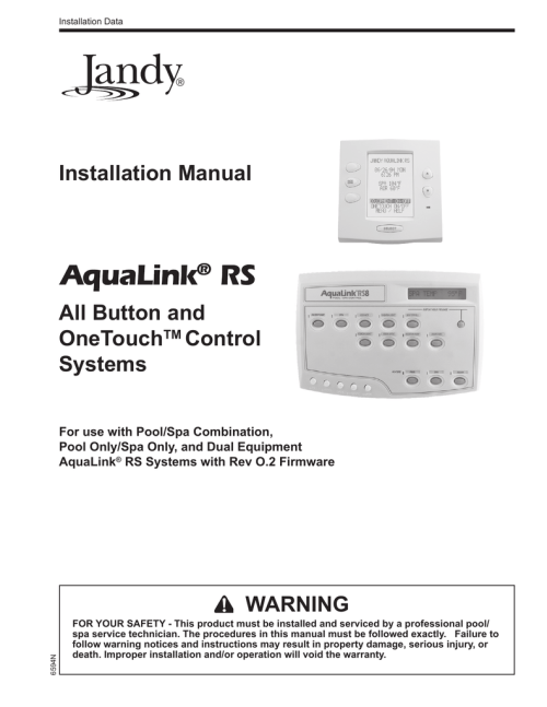 small resolution of pool equipment installation diagram