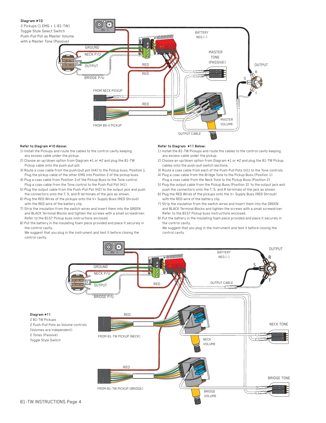 hight resolution of emg select wiring wiring diagram todaysemg select pickups wiring diagram wiring library emg select wiring coil