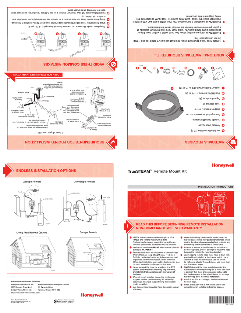 medium resolution of honeywell truesteam humidifier installation manual honeywell hm509w1005 instructions brochures 9 gpd 018769280 1 7ace6151fcff90d86294b4f3d152bab3 png