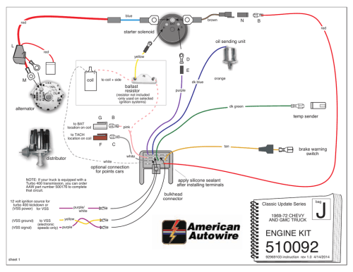 small resolution of pdf american autowireamerican autowire chevy ignition switch wiring diagram 1