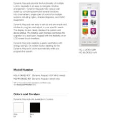 Lutron Hybrid Keypad Wiring Diagram 7 Way Trailer Radiora 2 Tabletop Designer Keypads Homeworks Qs Dynamic