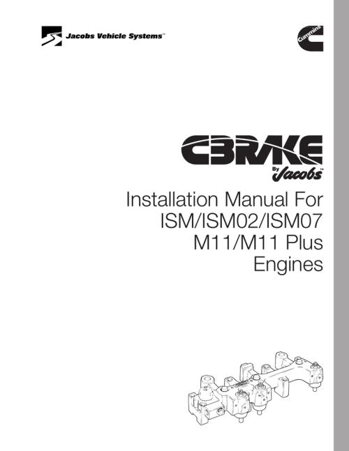 small resolution of jacob engine brake wiring diagram