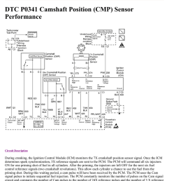 dtc p0341 camshaft position cmp sensor performance cmp sensor wiring diagram cmp wiring diagram [ 791 x 1024 Pixel ]