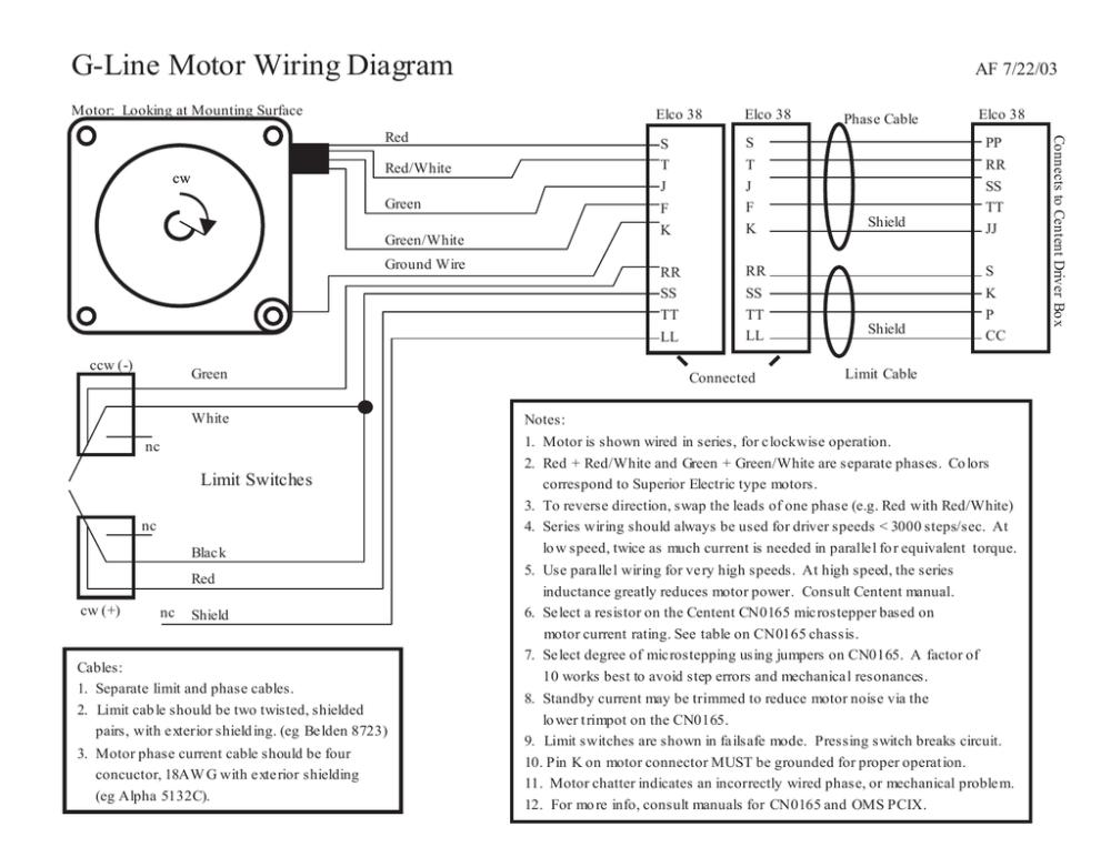 medium resolution of g line motor wiring diagram7 wire motor wiring diagram 14