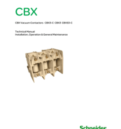 medium voltage distribution cbx cbx vacuum contactors cbx3 c cbx3 cbxs3 c technical manual installation operation general maintenance cbx any  [ 791 x 1024 Pixel ]