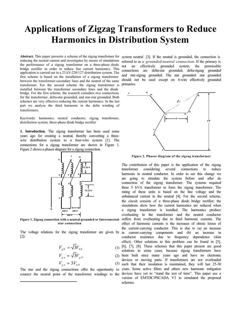 hight resolution of zig zag transformer wiring diagram