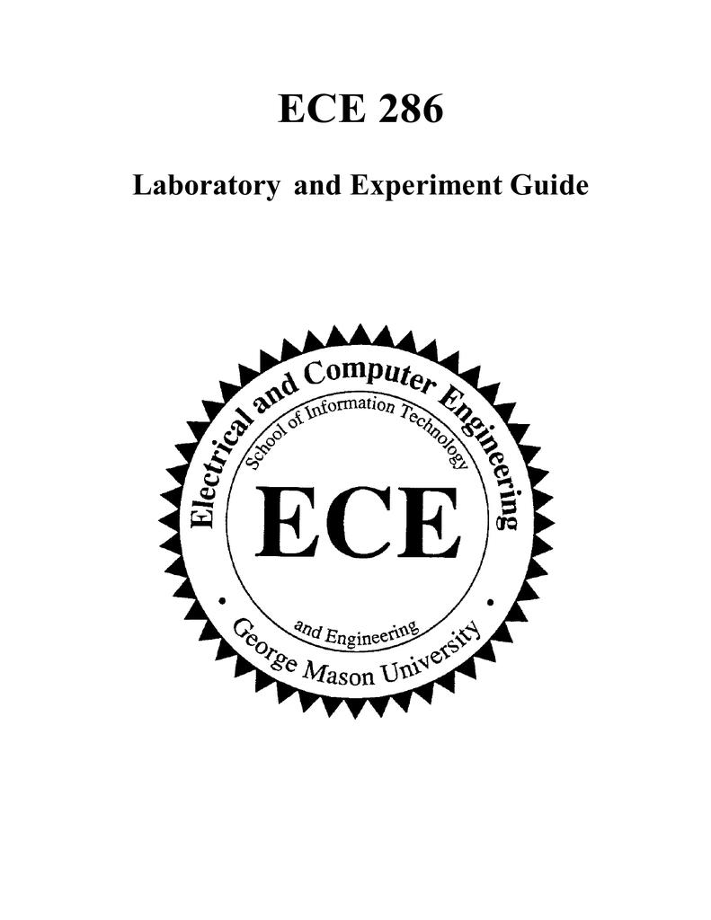 ECE 286 Electric Circuit Analysis II Lab Manual