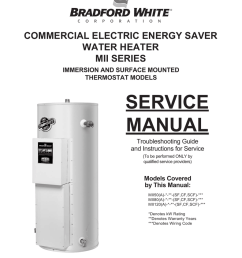 bradford hot water heater electric wiring [ 791 x 1024 Pixel ]