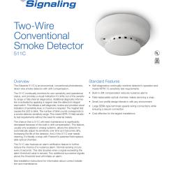smoke detector installation wiring schematic [ 791 x 1024 Pixel ]