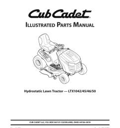 cub cadet ltx 1042 wiring diagram cub cadet sltx 1054 2009 cub cadet sltx 1054 cub [ 791 x 1024 Pixel ]