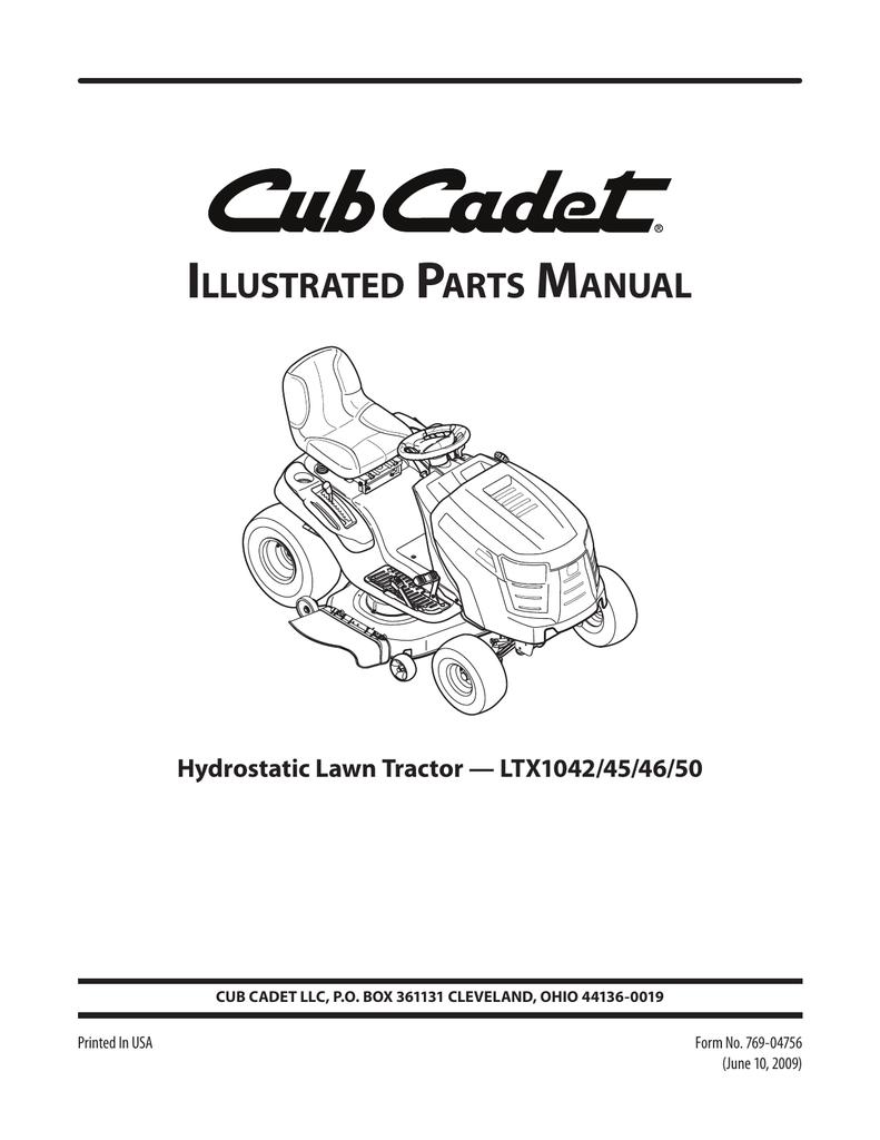 medium resolution of cub cadet ltx 1042 wiring diagram cub cadet sltx 1054 2009 cub cadet sltx 1054 cub