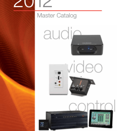 2012 master catalog table of contents introduction to xantech 3 ir products  [ 791 x 1024 Pixel ]