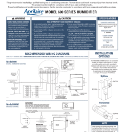 aprilaire current sensing relay wiring diagram [ 803 x 1024 Pixel ]