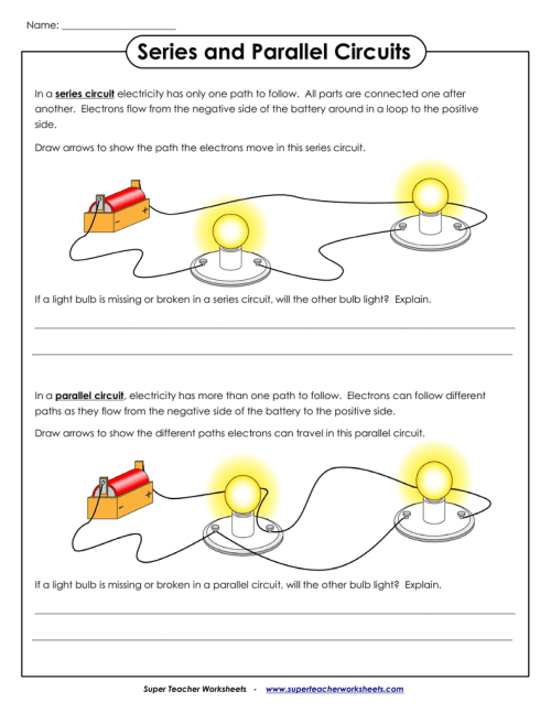 small resolution of series and parallel circuits series circuit diagram for kids series and parallel circuits diagrams
