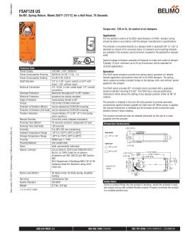 RBDR-50 Round Remote Balancing Damper