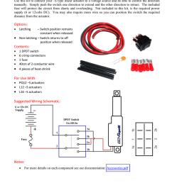 firgelli linear actuator accessories u2013 dpdt switch kitfirgelli linear actuator wiring diagram 4 [ 791 x 1024 Pixel ]