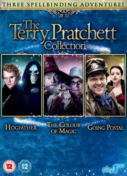 The Terry Pratchett Collection Hogfather  The Colour of